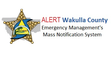Alert Wakulla County Emergency Management